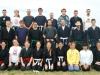Ninjutsu Velence 2013 Önvédelmi edzőtábor csapat.