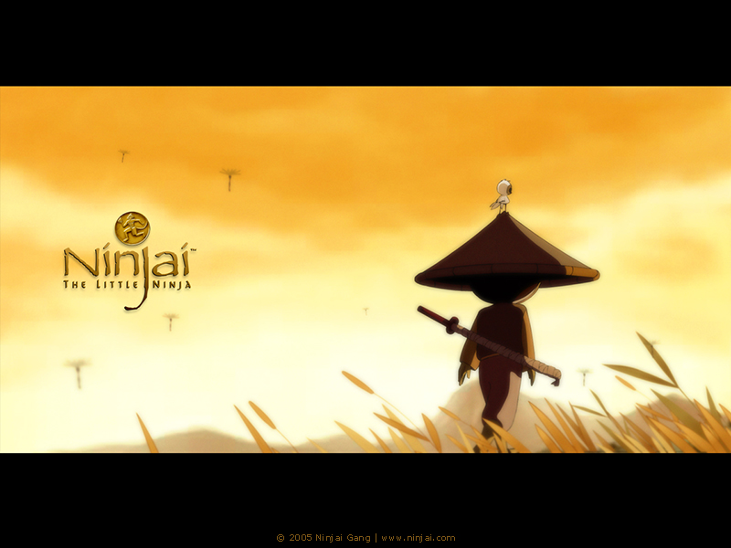 Ninjai The little ninja a NinjutsuBudapes.tcom ajánlásában.