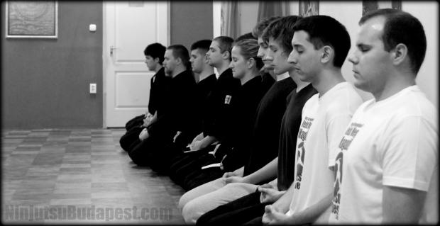 flow mudra, Boldogság meditáció. Ninja meditáció, ninjutsu budapest