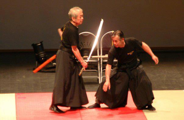 "Ez az, amit mi a ninjutsu-ban ""shiki wo shinobu""-nak nevezünk"