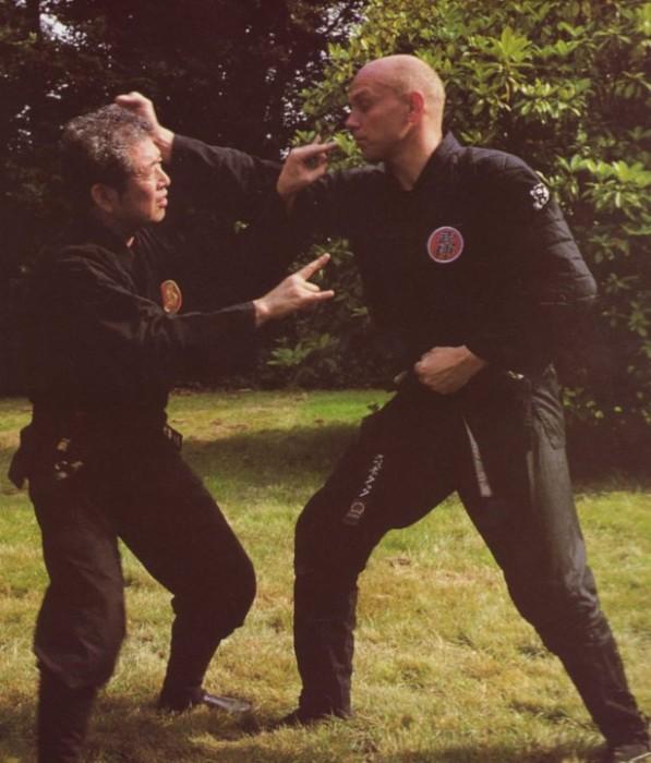 Harcművészet és Bufu Ikkan