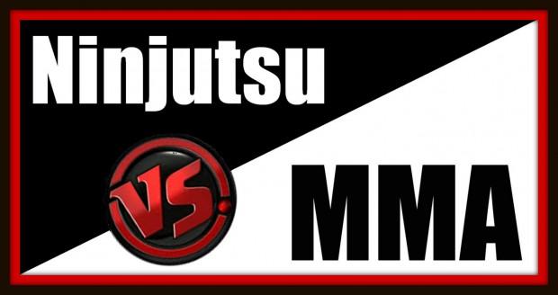 Ninjutsu Vs. MMA Avagy a 15 fő  különbség a Ninjutsu és az MMA között