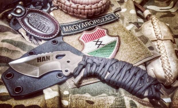KÉSHARC: HAN a legális önvédelmi kés