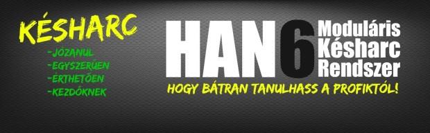 HAN6 Moduláris Késharc Oktatás